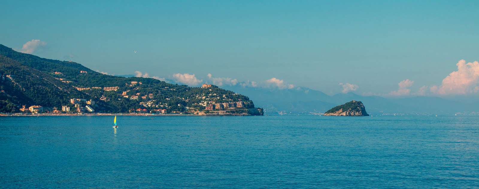 Spotorno, Bergeggi and the Ligurian Riviera